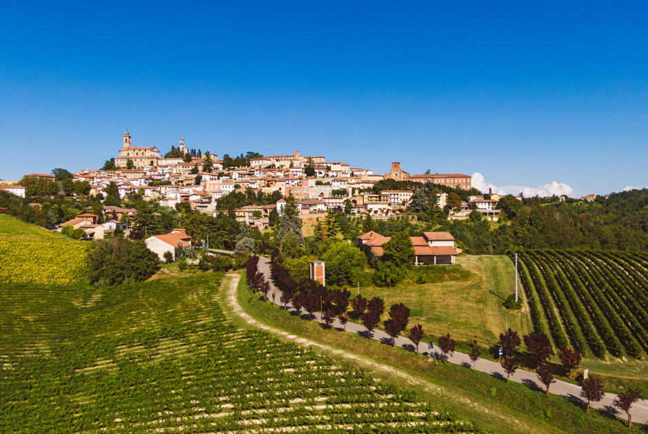 Monferrato, Piemont
