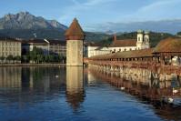 Pont de la Chapelle à Luzern