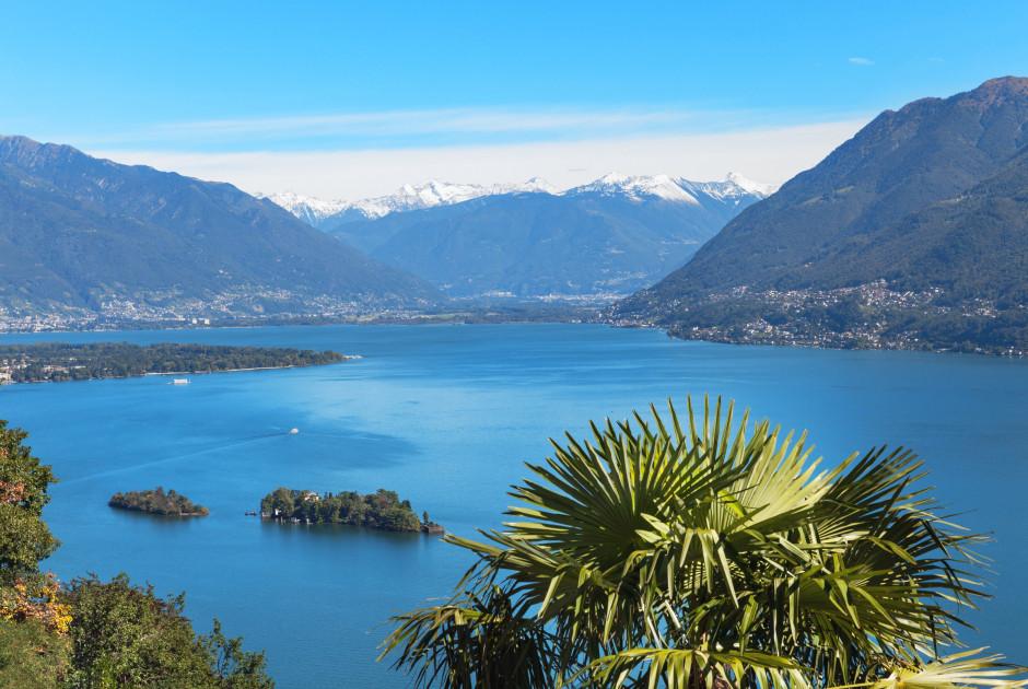 Brissago Inseln, Lago Maggiore