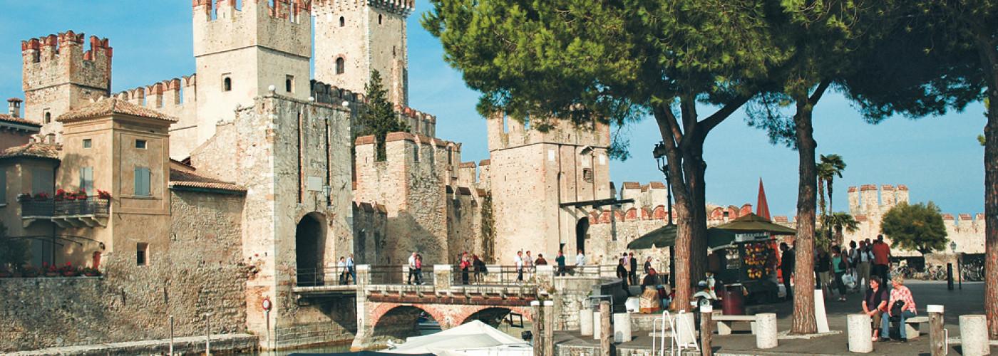 Scaliger Schloss, Sirmione, Gardasee