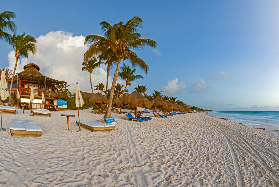 Hip hotel tulum cancun riviera maya mexique for Hippest hotels