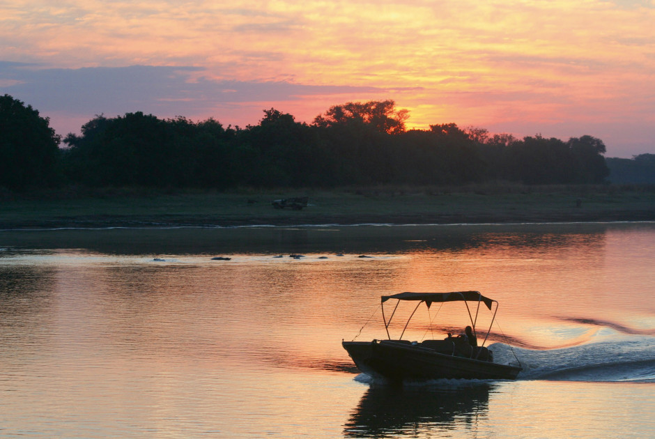 Sambesi-Fluss
