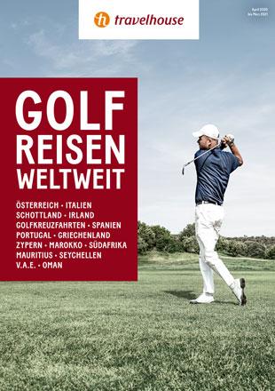 Katalog Golfreisen weltweit 2020