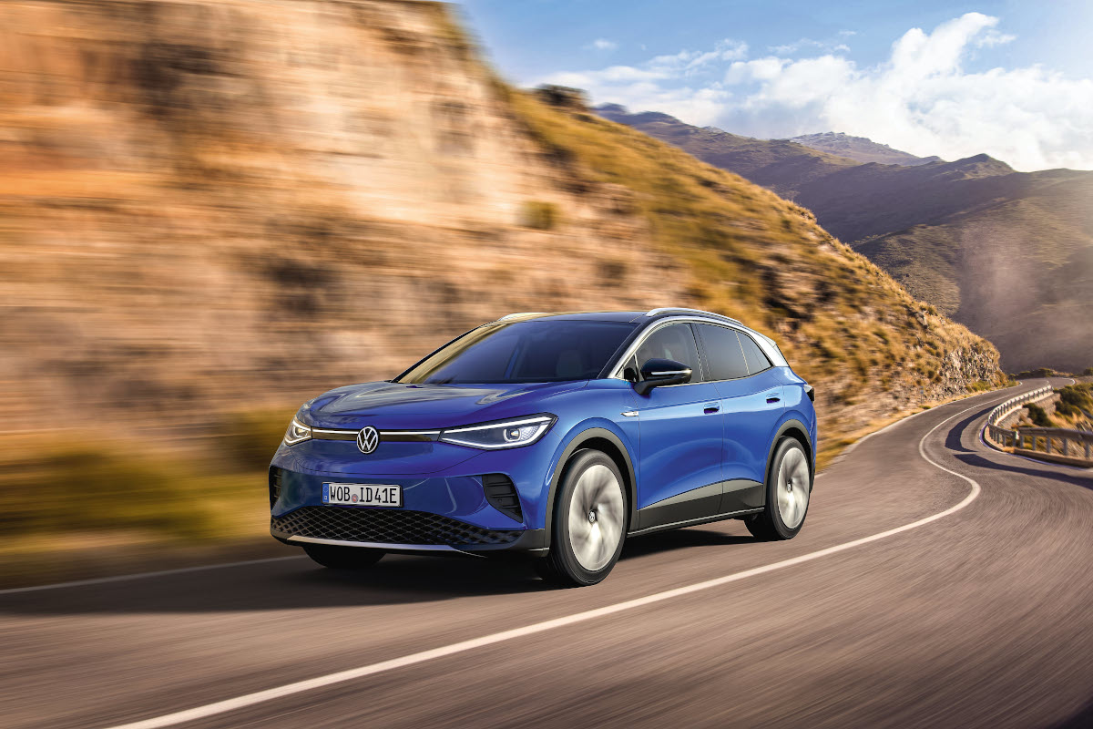 VW ID.4 Elektroauto